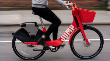 Jump Electric Bike Rental