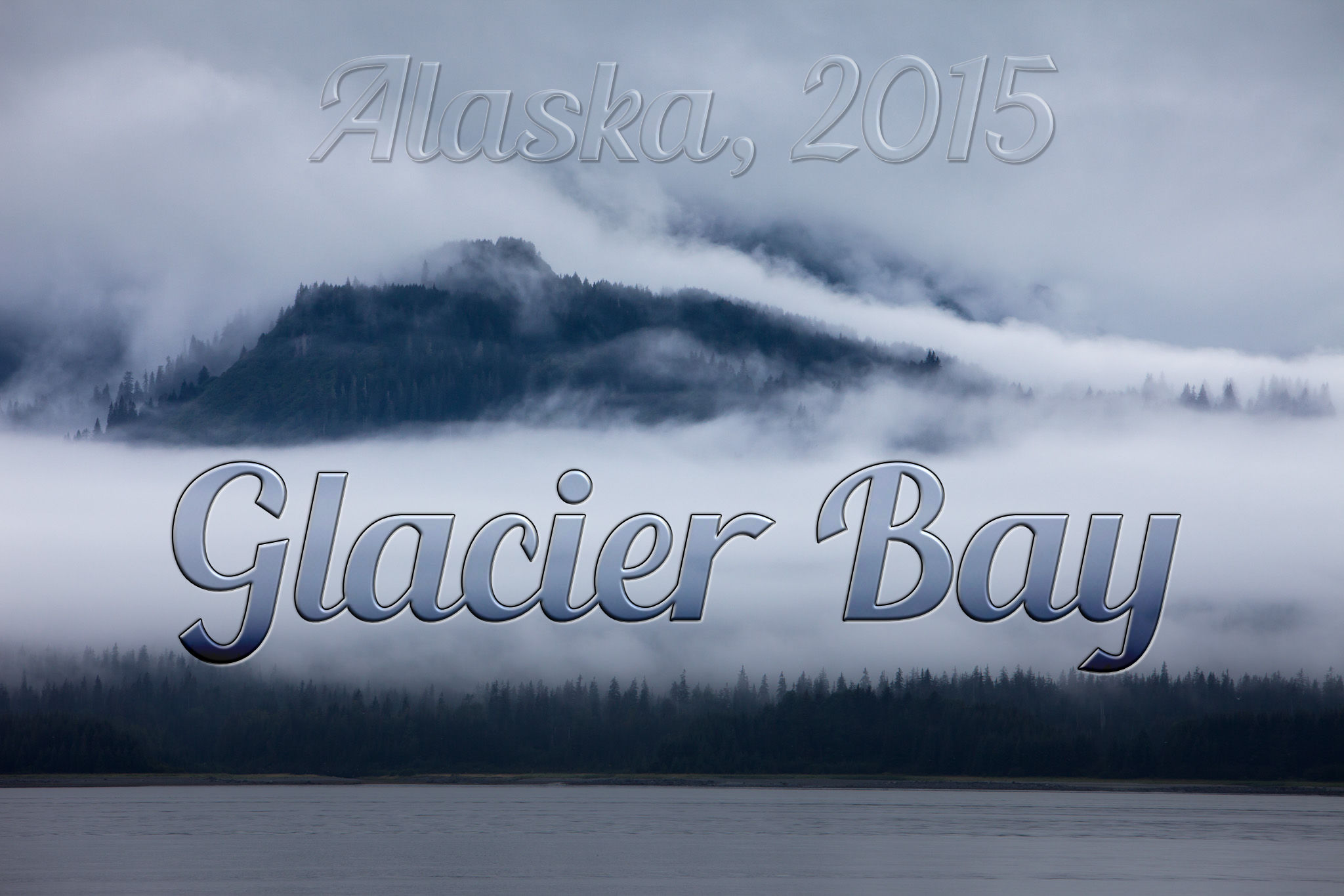 My Alaska Glacier Bay Photo Gallery, 2015