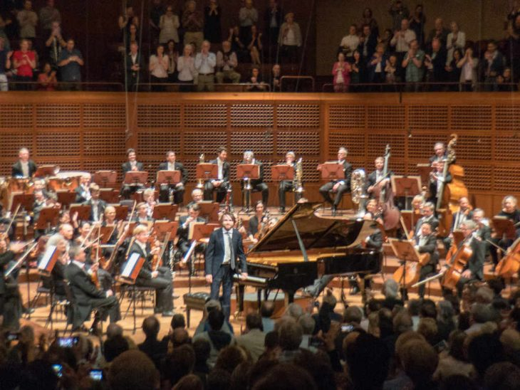 Daniil Trofonov and The San Francisco Symphony