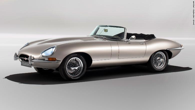Lusting for this Car: Jaguar E-Type