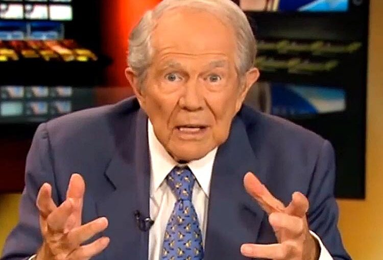 Pat Robertson: Now Brain Dead