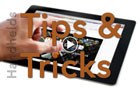 Tips & Tricks Video (handheld devices)