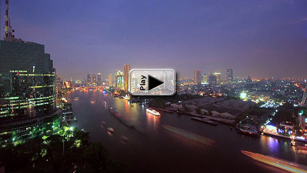 Completed Bangkok Time Lapse