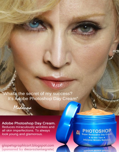 Photoshop Cream