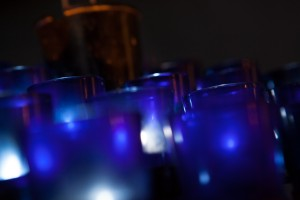 Prayer Candles in Grace Cathedral