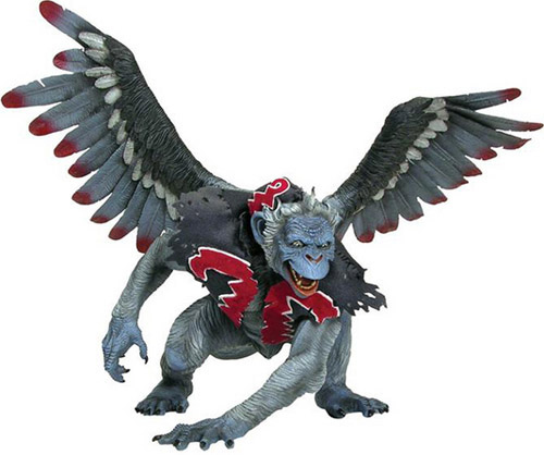 Get Me My Damned Flying Monkeys! NOW!!!!
