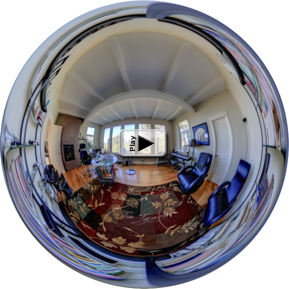 Tim's Office HDR Planet Play Button