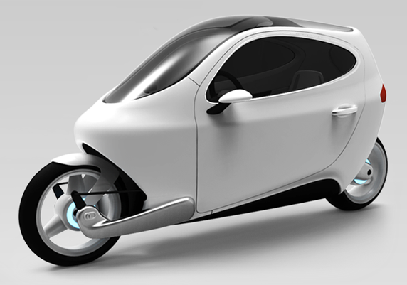 C-1 Electric Motorcycle