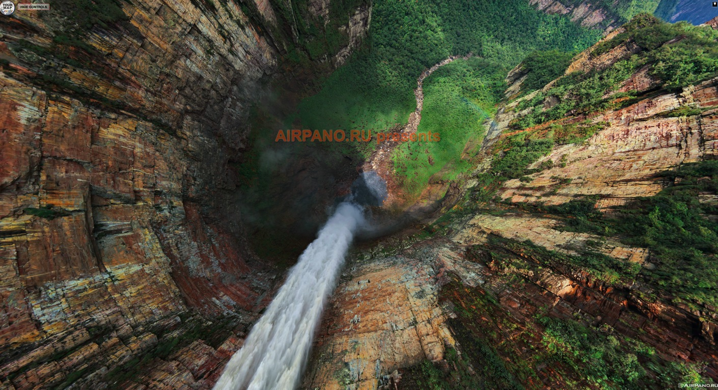 360º Aerial Panos Are Wow!