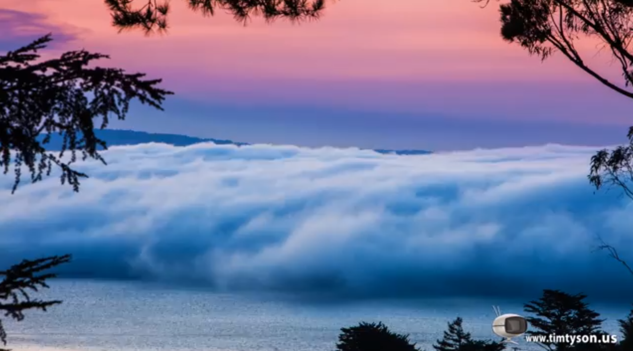 San Francisco Bay Fog Horns