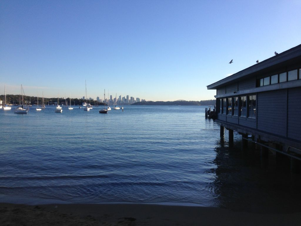 "New Zealand: Day 2 – Visiting in Sydney, Australia, with ""Old"" Friends"