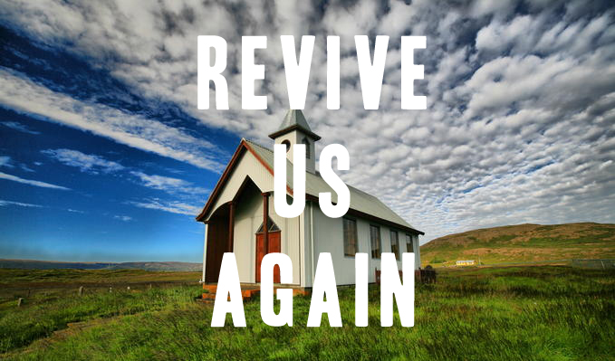 Revive Us Again
