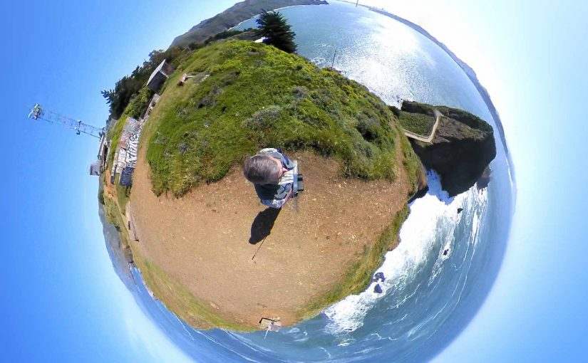 Tripping Out in the Marin Headlands