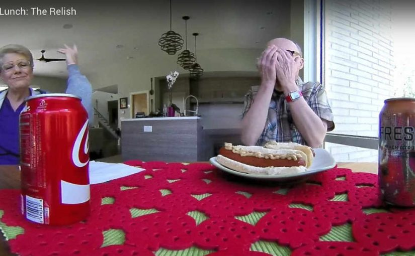 Join Us for a Lunchtime Debacle in 360º