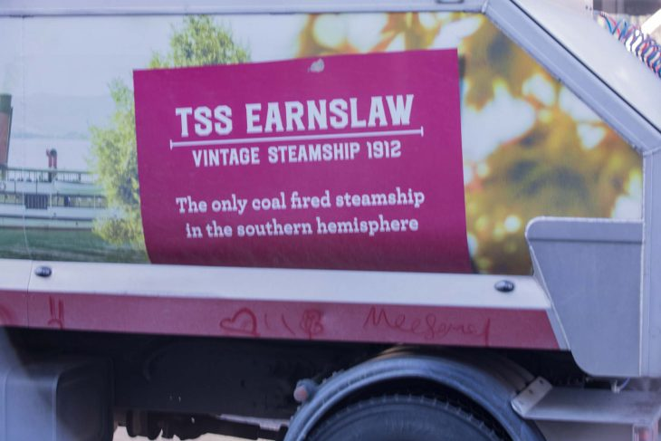 Coal Truck for TSS Earnslaw