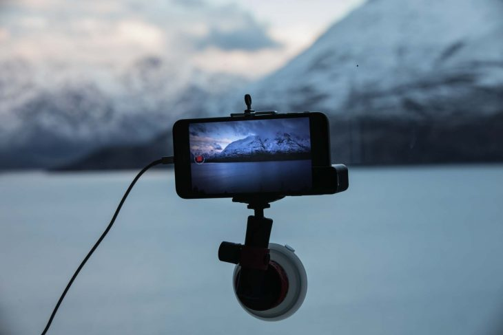 Shooting a Time Lapse