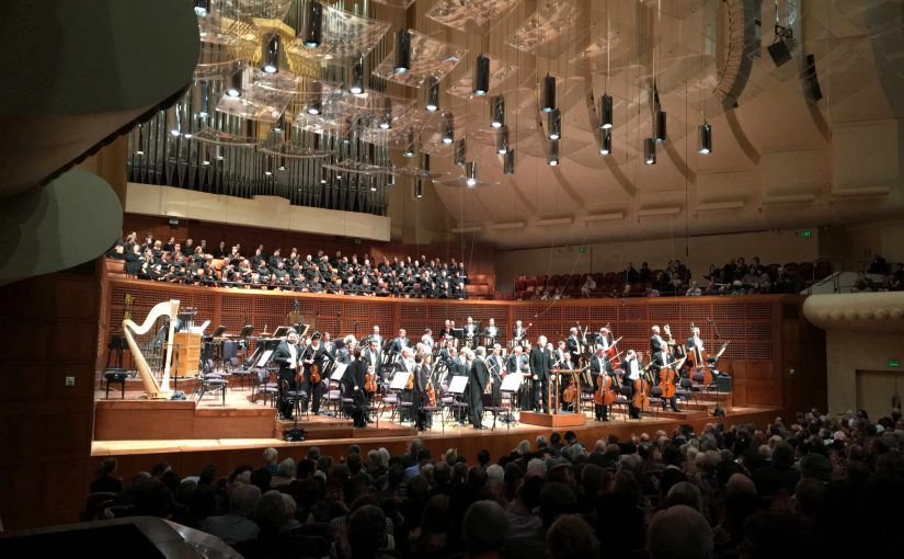 A San Francisco Symphony Concert Review & Epiphany