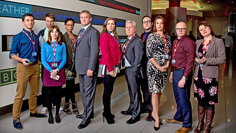 TV Series Review: W1A