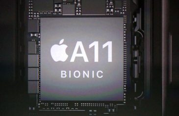 A11 Bionic iPhone Chip