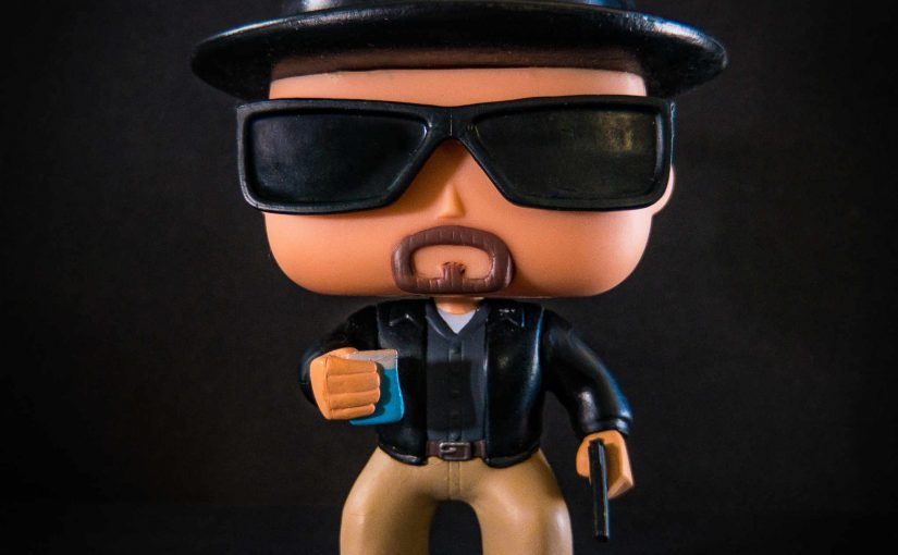 Funko Pop Breaking Bad: Walter White Deconstructed