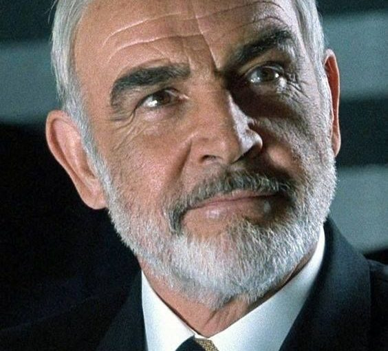 Sir Sean Connery, RIP