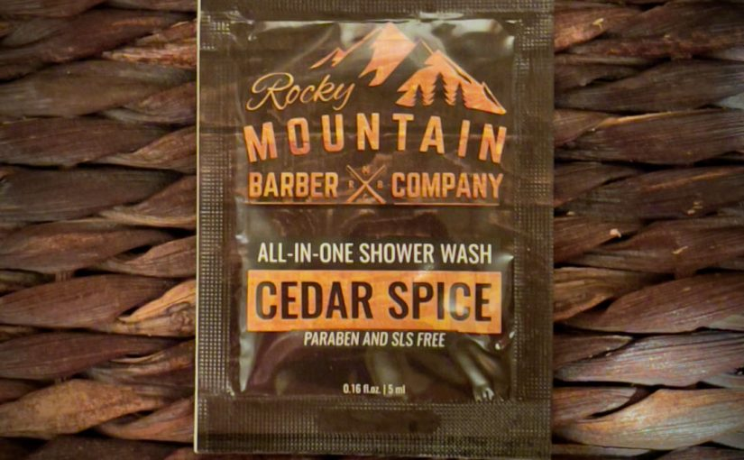 Another Rocky Mountain Barber Company Rave Review